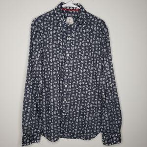 Ganesh button down shirt
